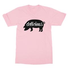 Delicious Bacon Men's T-Shirt