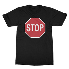 Stop Sign Men's T-Shirt