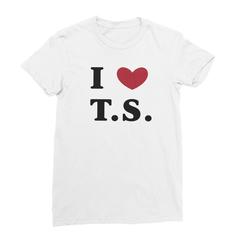 I <3 T.S. Women's T-Shirt