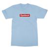 Hypebeast baby blue men tshirt