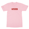 Hypebeast pink men tshirt