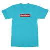 Hypebeast turquoise men tshirt