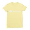 Youtube subscribe yellow women tshirt