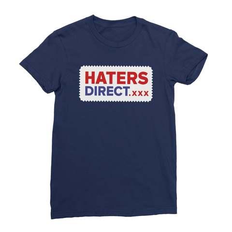 HatersDirect.xxx Women's T-Shirt