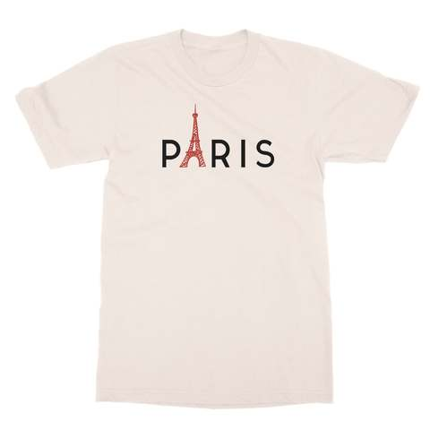 Paris Eiffel Tower Men's T-Shirt