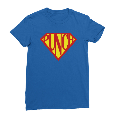 Superman Punch Women's T-Shirt
