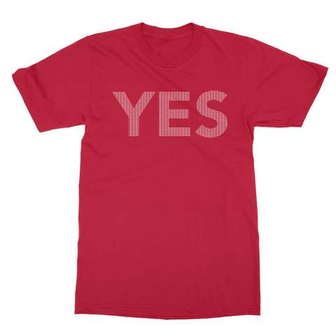 Yes Means No Men's T-Shirt