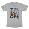 Telescope athletic heather men tshirt