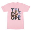 Telescope pink men tshirt