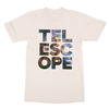 Telescope cream men tshirt