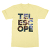 Telescope yellow men tshirt