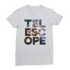 Telescope ash women tshirt
