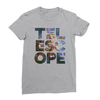 Telescope athletic heather women tshirt