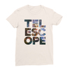 Telescope cream women tshirt