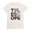 Telescope cream women tshirt