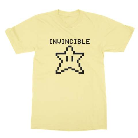 Invincible Star Men's T-Shirt