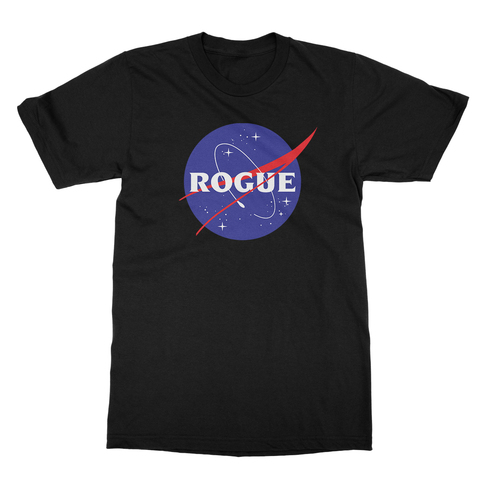 Rogue NASA Insignia Men's T-Shirt