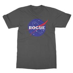 Rogue insignia asphalt men tshirt
