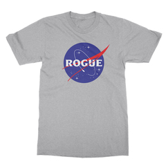 Rogue insignia athletic heather men tshirt