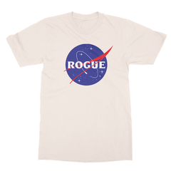 Rogue insignia cream men tshirt