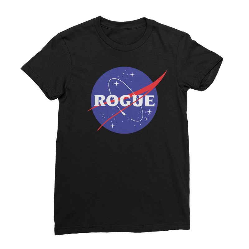 535b70292 Rogue NASA Insignia T-shirt for women - Kind Is Kind