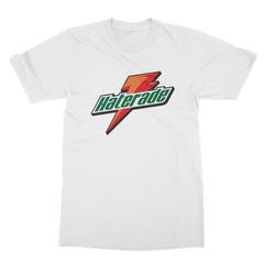 Haterade white men tshirt