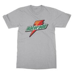 Haterade athletic heather men tshirt
