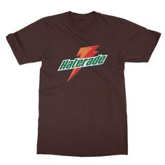 Haterade chocolate men tshirt