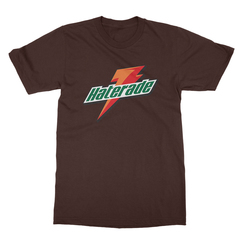Haterade chocolate men tshirt
