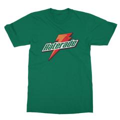 Haterade kelly green men tshirt