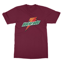 Haterade maroon men tshirt