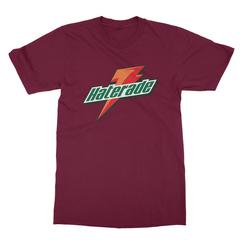 Haterade maroon men tshirt