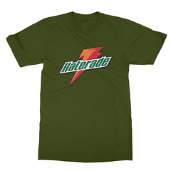 Haterade olive men tshirt