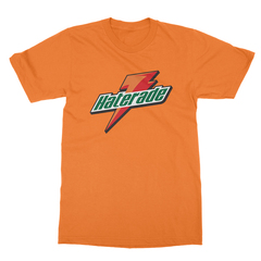 Haterade orange men tshirt