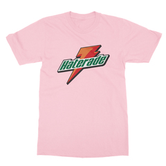 Haterade pink men tshirt