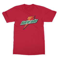 Haterade red men tshirt
