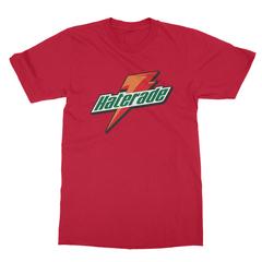 Haterade red men tshirt