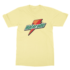 Haterade yellow men tshirt