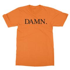 Damn orange men tshirt