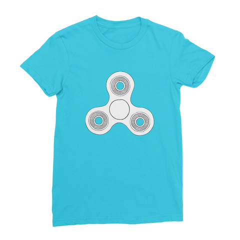 Fidget Spinner Women's T-Shirt