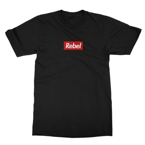 Rebel Box Logo Men's T-Shirt