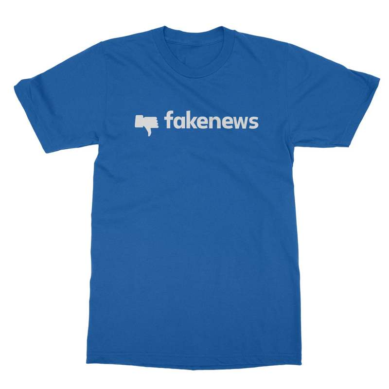 Fake News Men's T-Shirt