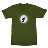 Astro boy olive men tshirt