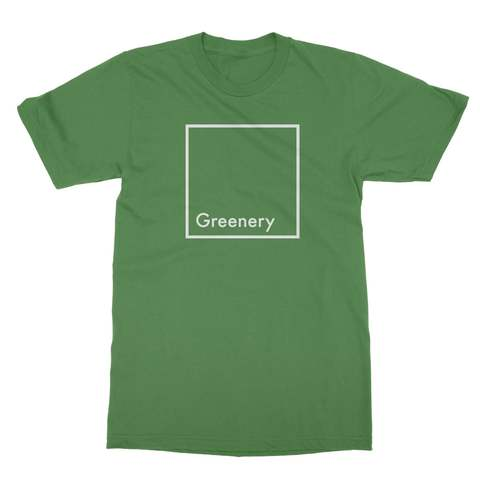 Greenery Men's T-Shirt