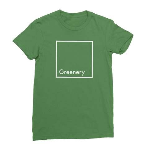 Greenery Women's T-Shirt