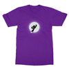 Astro boy purple men tshirt