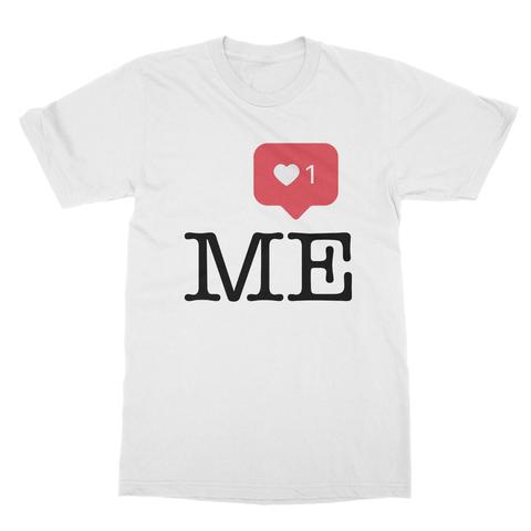 Insta Heart Me Men's T-Shirt