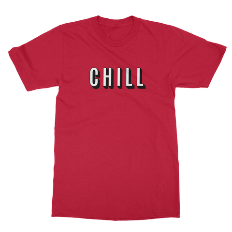 Netflix Chill Men's T-Shirt