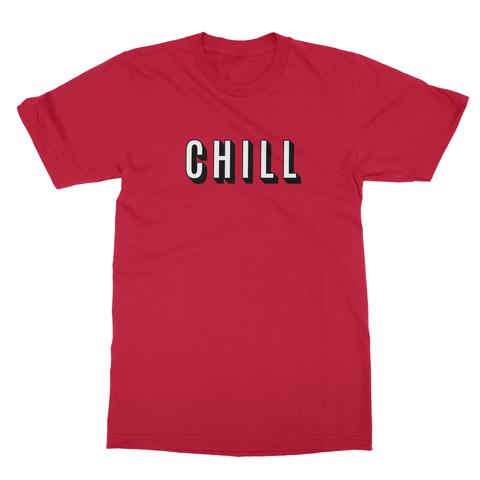 Netflix Chill Men's T-Shirt