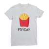Fryday ash women tshirt